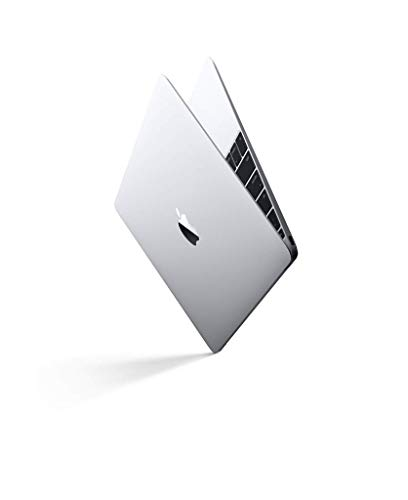 Nuevo Apple MacBook (de 12 pulgadas, Intel Core m3 de doble núcleo a 1,2 GHz, 256GB) - Plata