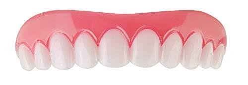 Zahnersatz Provisorisch für Oberkiefer mit Plastilin Sofortiges Lächeln 6068