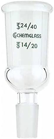 Chemglass Adapter Enlarger 19 Pack Max 48% OFF 22 Dallas Mall of 5