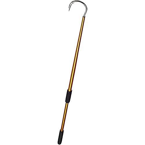 Aftco GFA465GLD Gaff Hook, 5-Feet x 4-Inch