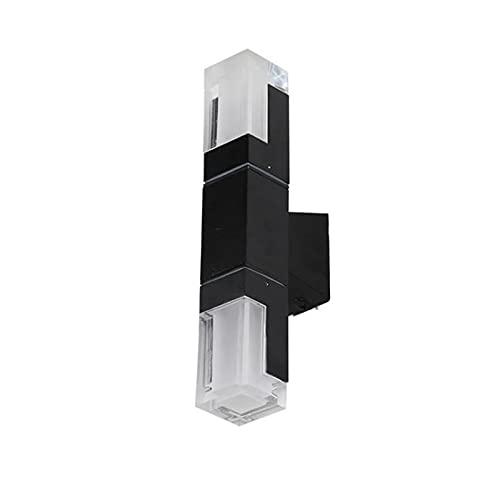 ZXQ Lámpara de Pared a Prueba de Agua Interior al Aire Libre LED Luces de Pared LED 12W / 15W LED Aluminio Doble...