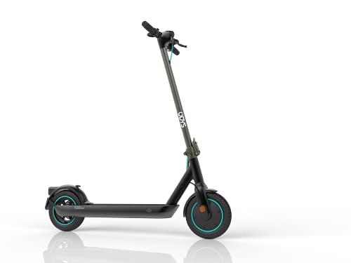 ODYS αlpha X3 PRO Faltbarer E-Scooter mit Straßenzulassung & Appanbindung inkl. Sperrfunktion (max 20km/h, bis zu 50km Reichweite, 100kg Belastung, 10