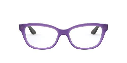 Ralph Lauren RL6194, Montature per Occhiali da Vista Donna, Obiettivo Demo Viola/Opaline