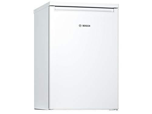 Bosch KTL15NWFA Serie 2 Tischkühlschrank / F / 85 cm / 174 kWh/Jahr / Weiß / 106 L Kühlteil / 14 L Gefrierteil / LED Beleuchtung