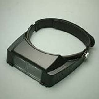 池田レンズ 双眼ヘッドルーペ BM120A