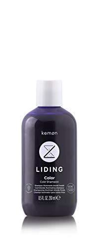 Kemon Liding Color Cold Velian Shampoo, 250 ml