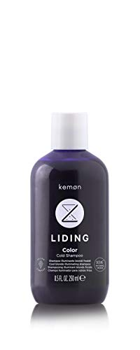 Kemon Liding Color Cold Velian Shampoo, 250 ml
