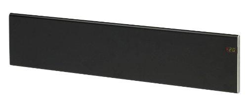 Adax Neo NL Negro - Calefactor (Negro, LCD, 1000 W, 230 V, 1280 mm, 84 mm)