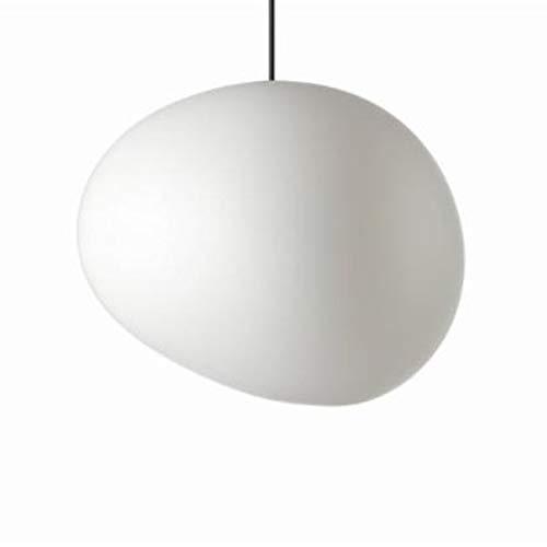Foscarini Tischleuchte Poly Gregg groß 1 Licht E27 L47 cm