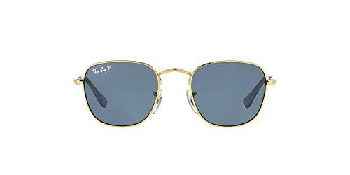 Ray-Ban 0RJ9557S Gafas, Legend Gold, 46 Unisex Adulto
