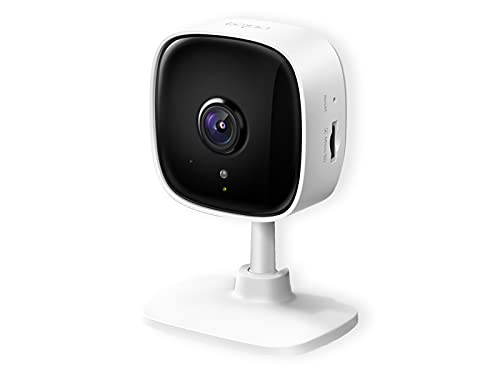 TP-Link Tapo C100 1080p Full HD Indoor WiFi Spy Security Camera| Night Vision | Two Way Audio| Intruder Alert | Works with Alexa and Google