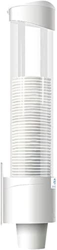 eraikoi カップ ディスペンサー 使い捨てコップホルダー カップ収納 壁面取り付け ネジ マグネット 3種類の...