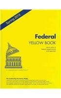 Federal Yellow Book Spring 2013: Who's Who in Federal Department and Agencies: 73