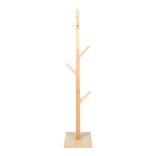 zcyg Perchero de Pie Perchero Rack De Abrigos, Múltiples Capas De árbol De árbol Estilo Ropa De Vestidor Cubierta De Percha Estante De Tela para El Dormitorio para El Hogar
