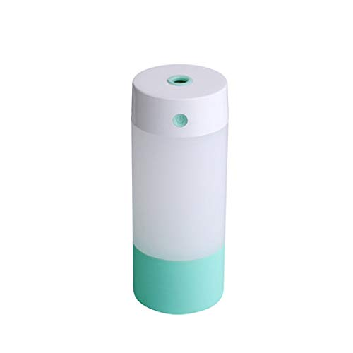 SUNHAO Humidificateur Simple Mini Bureau Chambre chaleureuse lumière silencieuse humidité USB Recharge Voiture Humidifie