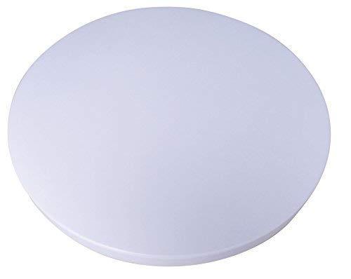 Plafón LED, plafón redondo moderno 30W Plafón LED ultrafino Φ40cm 2700LM 6400K blanco natural, plafón LED dormitorio cocina sala de estar