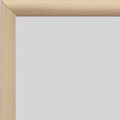 Home Decoration Kampen aluminium fotolijsten posterlijsten 50 x 60 cm kleur en beglazing selecteerbaar 60 x 50 cm Hier: champagne met acrylglas antireflex 1 mm
