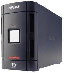 Buffalo DriveStation Max 63% OFF Duo 2.0TB 2x1000GB FireWi 2.0 7200RPM USB Japan's largest assortment