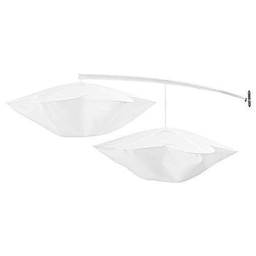 IKEA ASIA HIMMELSK Betthimmel weiß