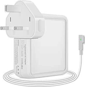 JJBChargers for Mac Book Pro Charger AC 85W L-Tip Power Adapter Connector Replacement Charger for Mac Book Pro 15'' 17'' 15/17 Inch - Before 2012