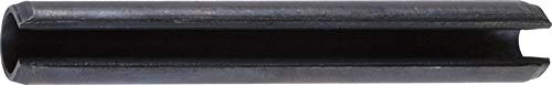 Spannhülse DIN 1481 / ISO 8752, 3x30, Stahl blank Werkstoff:Stahl blank Nenn Ø:3mm l:30mm d1*:3,3mm