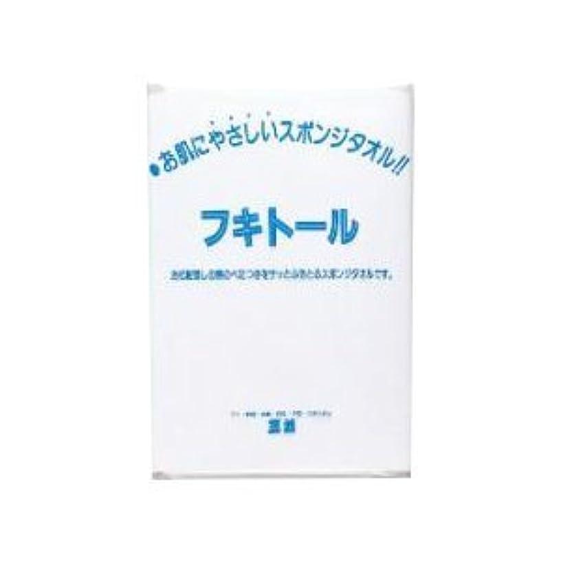 流出昨日腰フキトール(スポンジタオル)【三善】