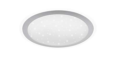 WOFI Lámpara de techo Integriert, 22 W, Weiß, Ø: 44 cm