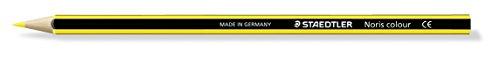 Noris Colour 185 - Crayon De Couleur Wopex Jaune Clair