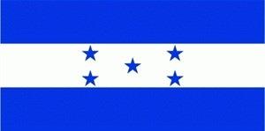 FRIP - Versand Honduras Fahne Flagge Grösse 1,50x0,90m