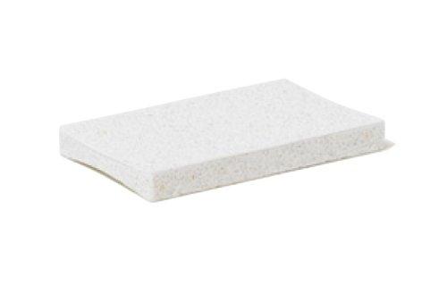 soil珪藻土スポンジトレイホワイト「スポンジの乾燥を促進!」