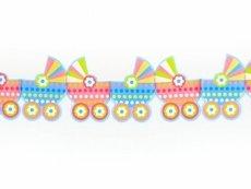 Slinger kinderwagen, 14 cm x 3 meter