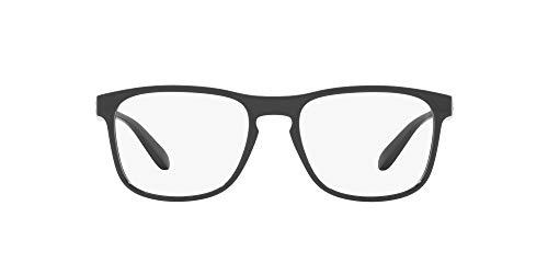 Arnette 0AN7148 Monturas de gafas, Black, 53 para Hombre