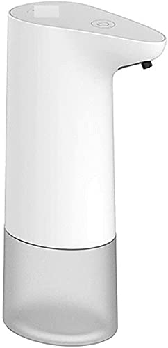 Dispensador Gel Hidroalcoholico, Dispensador de jabón Botella de bomba sin punch-sin espuma de jabón de espuma de espuma de gran capacidad Botella de jabón de mano Botella de baño Ducha de baño Dispen