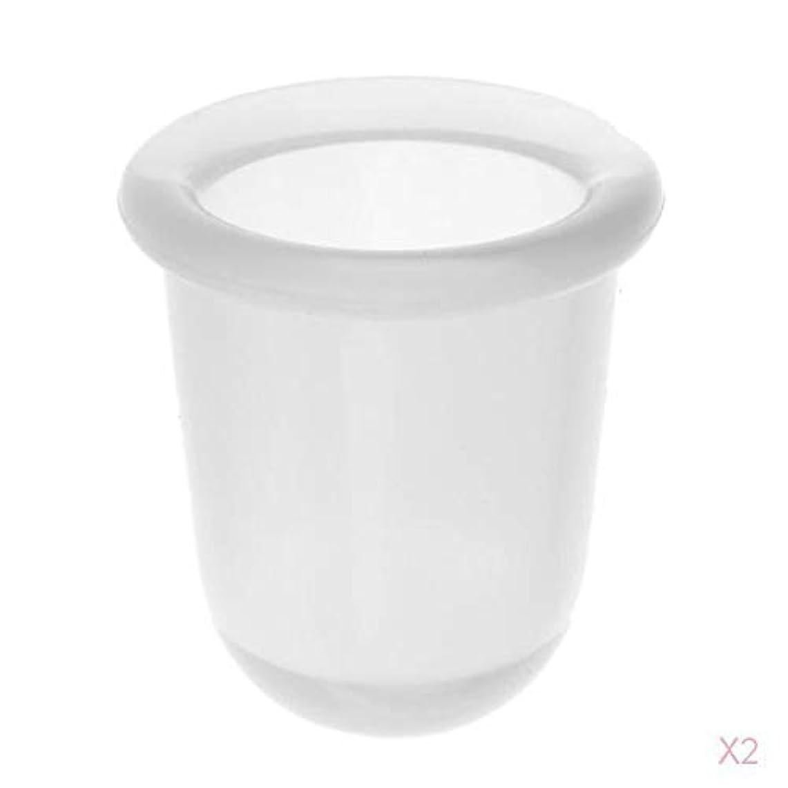 進む息を切らして絡まるマッサージカップ 真空カップ シリコーン製 ボディマッサージ 全2色 - クリア