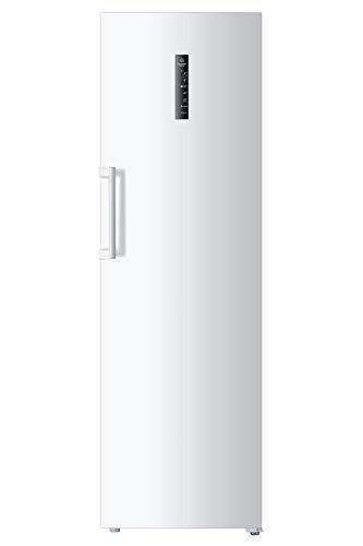 Haier H3F-320WSAAU1 Freestanding Upright Convertible Fridge Freezer, 320L Total, Capacity, 60cm Wide, White