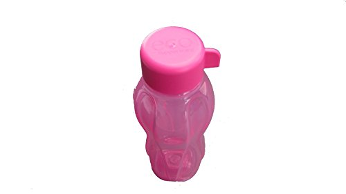 Tupperware - UNTERWEGS 1a Tupper Trinkflasche EcoEasy Flasche 310 ml - pink