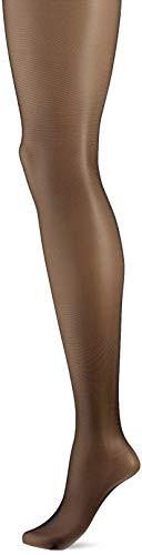 Fiore Damen Feinstrumpfhose SHAYA/OBSESSION Strumpfhose, 20 DEN, Schwarz (Black 001), Large (Herstellergröße:4)