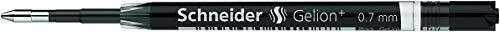 Schneider Gelion 39, Large-Capacity Refill ISO Size G2 Pen Gel Ink Rollerball Pen – Black