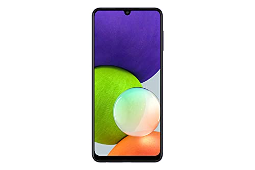 Samsung Galaxy A22 - Free Smartphone with 6.6 Inch and Violet Android Operating System ES Version