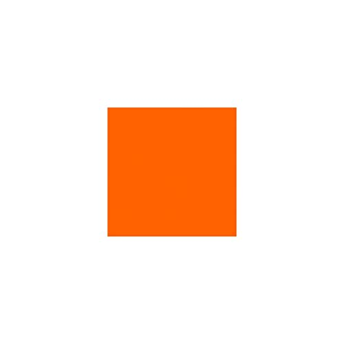 Rosco Roscolux Orange, 20x24 Color Effects Lighting Filter