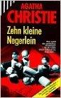 Buchseite und Rezensionen zu 'Zehn kleine Negerlein von Agatha Christie ( August 1999 )' von