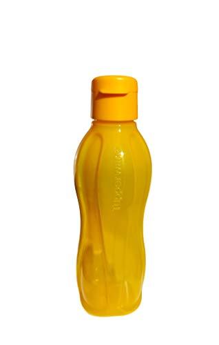 TUPPERWARE Botella Ecológica Click de 750 ml naranja 8293