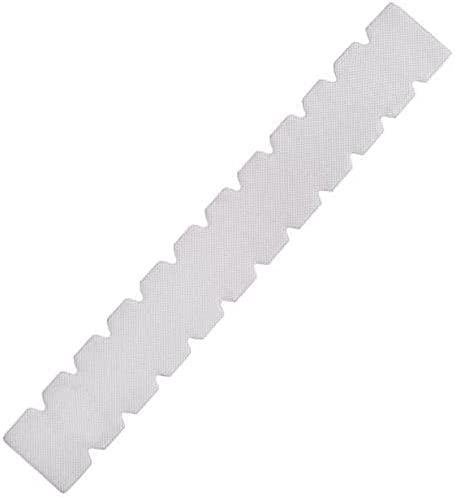 Protector Pala de Padel Transparente DENTADO Silicona Rugoso Resistente