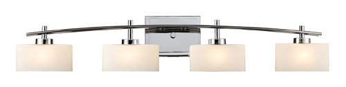 Elk 17083/4 Eastbrook 4-Light Vanity in Polished Chrome