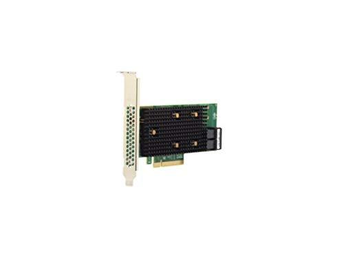 Broadcom 05-50008-02 9440-8i Speichercontroller (RAID) - Plug-in-Karte - Low-Profile Schwarz/Grün