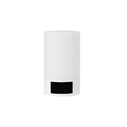 Avo + Touch Light Altavoz Lámpara táctil Bluetooth Negro