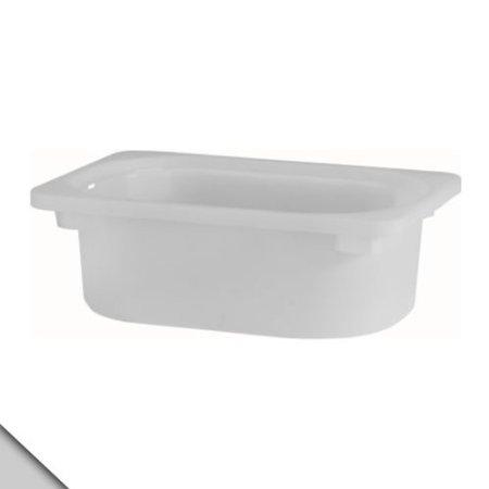 SMJAITD IKEA–TROFAST Almacenamiento Caja con Tapa (Mini), Color Blanco (x4)