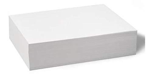 Papel Bond Reciclado Ecologico 500 hojas tamaño carta 1 paquete de 500, Excelente Blancura...