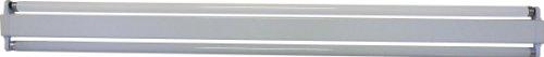 Electraline 65033 T8 Leuchtstoffröhre IP20 - Tageslicht 4000k - 2 * 36W 6700 Lumen - [Energieklasse A] - Weiß