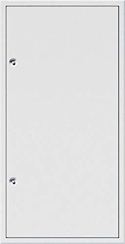Upmann Softline Trappe daccès Profil Z de Primus mural Blanc 600x 1000mm carré, 1pièce, 22167